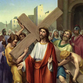 Stations of the Cross with St. Joseph School