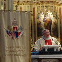 John Paul II Foundation Mass