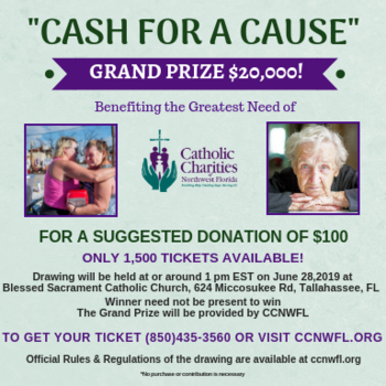 Cash for a Cause