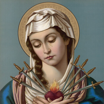 Our Lady of Sorrows Mass