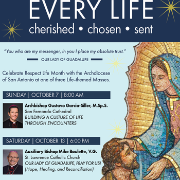 Holy Mass for the Respect Life Month