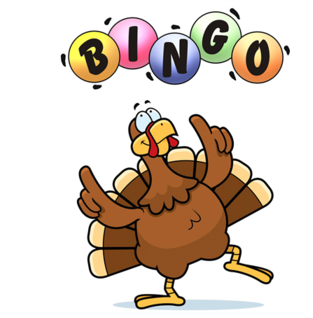 A.C.T.S Turkey Bingo