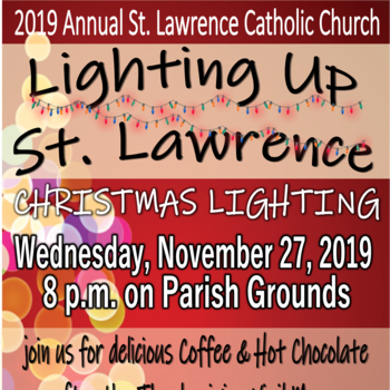 """Light Up St. Lawrence"""