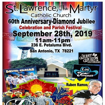 Diamond Jubilee-60th Anniversary Celebration & Parish Festival