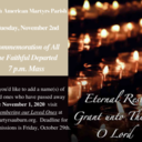 Commemorative for All the Faithful Departed