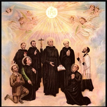 7pm Mass Tonight! Feast of North American Martyrs