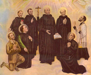 Feast Day of Saints John de Brébeuf and Isaac Jogues, and Companions, Martyrs