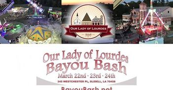 "Our Lady of Lourdes ""BAYOU BASH"""