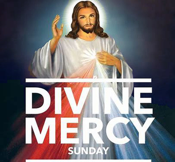 Mass-Divine Mercy Sunday