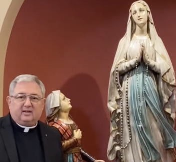 Father Paysse's Video #2 –#iGiveCatholic 2020