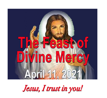 Father Paysse's Article, DIVINE MERCY SUNDAY