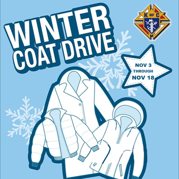 Knights of Columbus Coat Drive