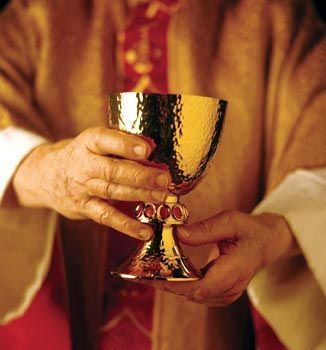 Flu Season and suspension of the Communion Cup