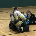 Tarrytown Fire Department Visited Transfiguration!