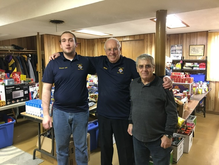 2019 Food Drive Supporters