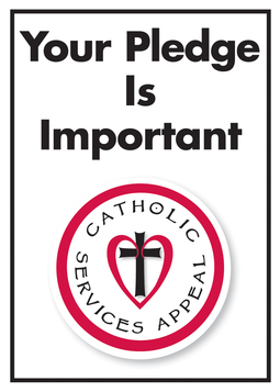 Catholic Services Appeal 2017-2018