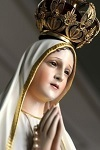 Pilgrim Virgin Statue of Fatima