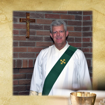 Deacon Andy Labrosse