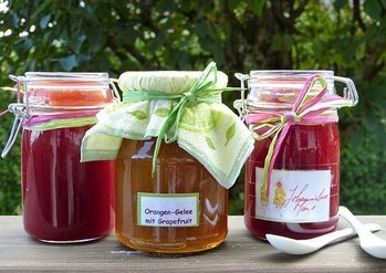 Annual Preserves and Bread Sale