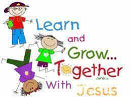 Religious Education Schedule through May