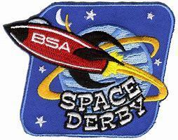 Cub Scouts Space Derby