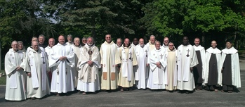 Find out more about the Order of Discalced Carmelites!