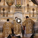 Video/Photo Montage of Solemn High Mass