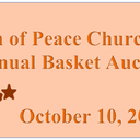 Oct. 10 - Queen of Peace Basket Auction