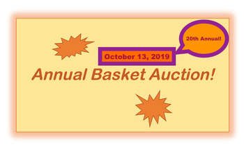 Annual Basket Auction/Social