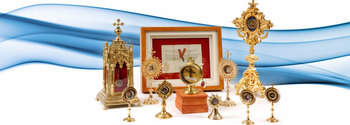 Sacred Relics of the Saints: Treasures of the Church