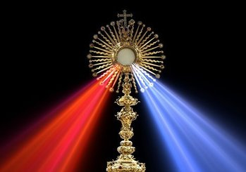 Divine Mercy Sunday - Exposition, Chaplet, Benediction