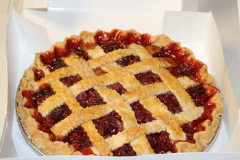 Pick Up Orders for Cherry Pie & Turnover Sale
