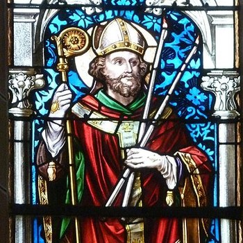 Feb. 3 - Feast of Saint Blaise