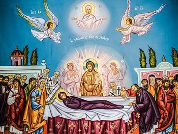 **Special Note re August 15** - The Assumption of the Blessed Virgin Mary