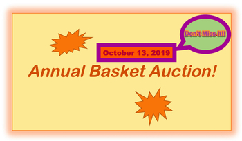 Oct. 13 - Queen of Peace Basket Social