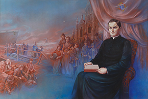 Oct. 30-Nov. 1 - Father McGivney Beatification Events