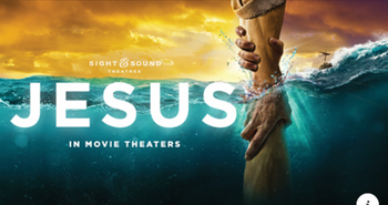 """Jesus: A Special Easter Broadcast"" from Sight & Sound Theatres"