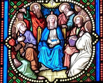 Today is Pentecost - May 31, 2020