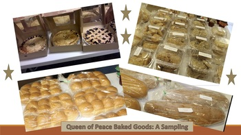 Bakery Goods For Sale!