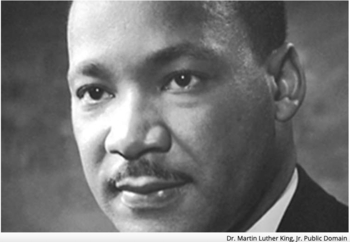 Martin Luther King, Jr. Day - Jan. 18, 2001