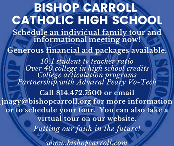 Bishop Carroll High School Tour/Enrollment