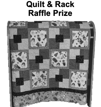 Mar. 21 - Take Out Turkey Dinner & Quilt Raffle at Prince of Peace