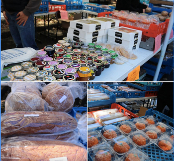 Oct. 3 - Queen of Peace Bakery at Apple Cider Fest