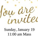 RCIA Rite of Acceptance and Rite of Election: Sun. Jan., 19th at 11:00 am Mass