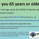January 26: COVID-19 Vaccine Update from our Parish Nurse, Paula White