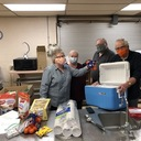 March 29: St. Vincent de Paul Volunteers Feed the Homeless