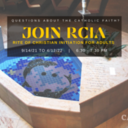 7:00 pm RCIA Class with Father Mark, SCR, LL