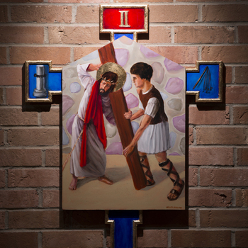 February 26: Stations of the Cross on Fridays at 7 pm in the Church during Lent
