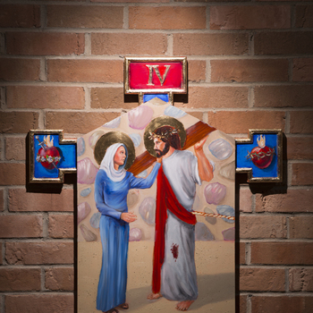 7:00 pm Stations of the Cross, Church