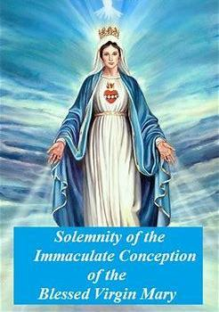 Immaculate Conception Mass, Church